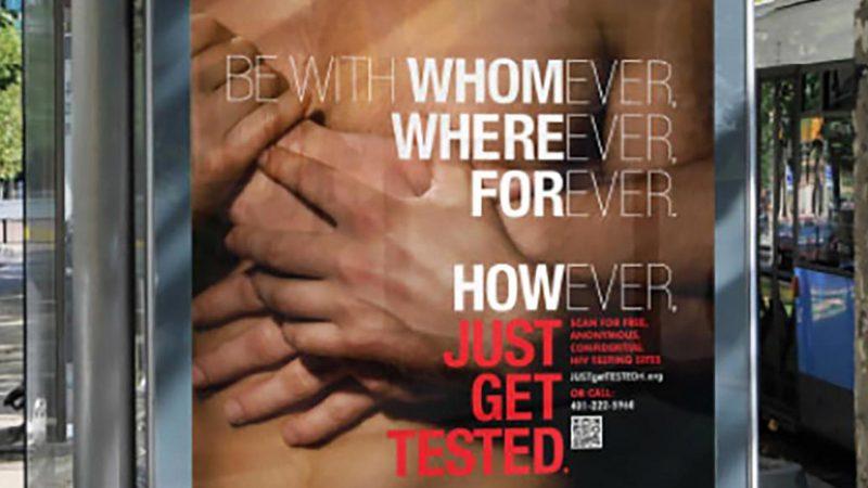 Risqué HIV Testing Campaign Resonates (and Feels Pretty Good)