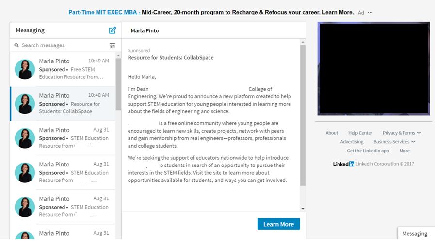 LinkedIn-InMail-Example