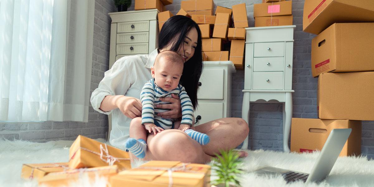 Marketing for Millennial Moms Header Image