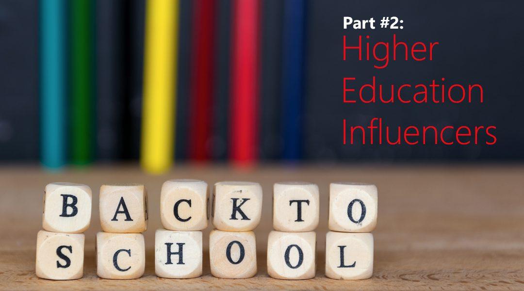 Higher Ed Marketing Performance Part 2 Header Image