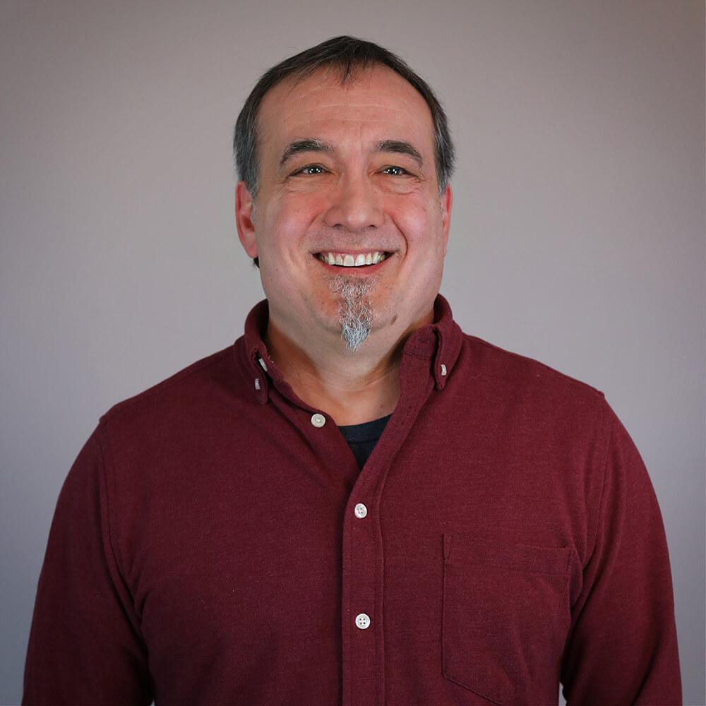 Chuck Employee Headshot