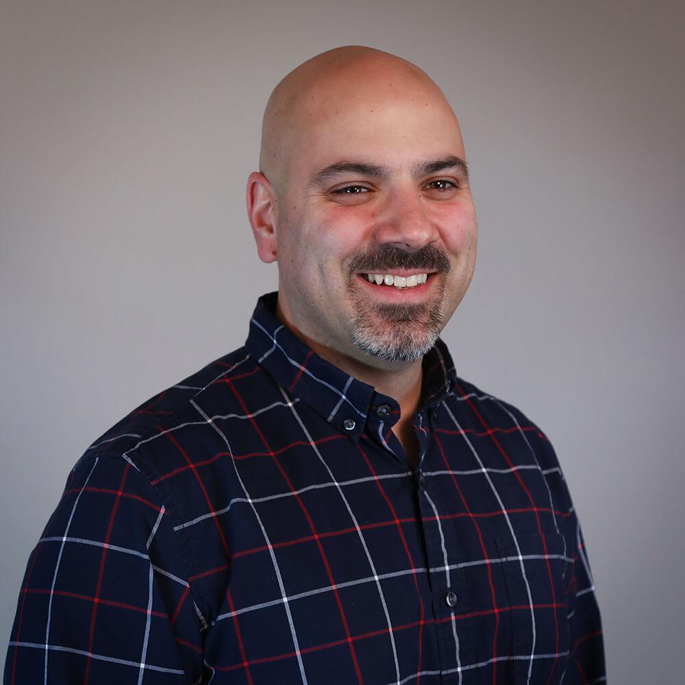 Mike Employee Headshot