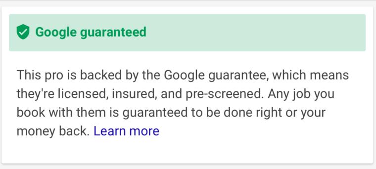 google-guarantee-local-service-ads
