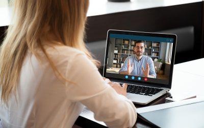 Transitioning into a Virtual Internship Environment